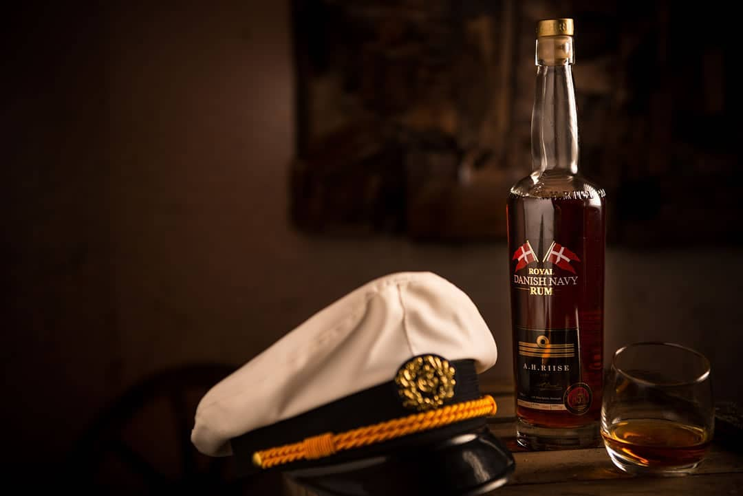 A.H.Riise Royal Danish Navy Rum